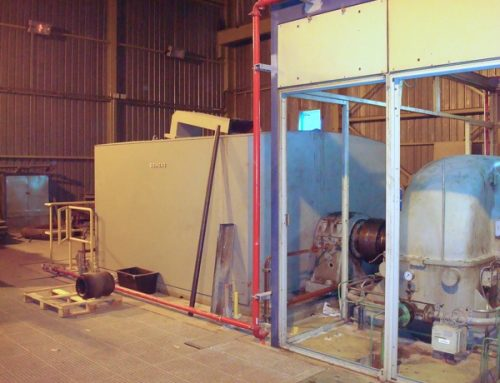 Electrical Machine Condition Monitoring at Spanish Paper Plant
