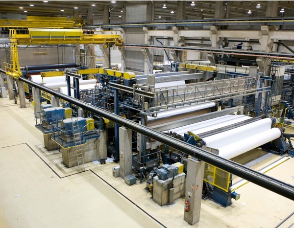 Parenco Paper Machine 1