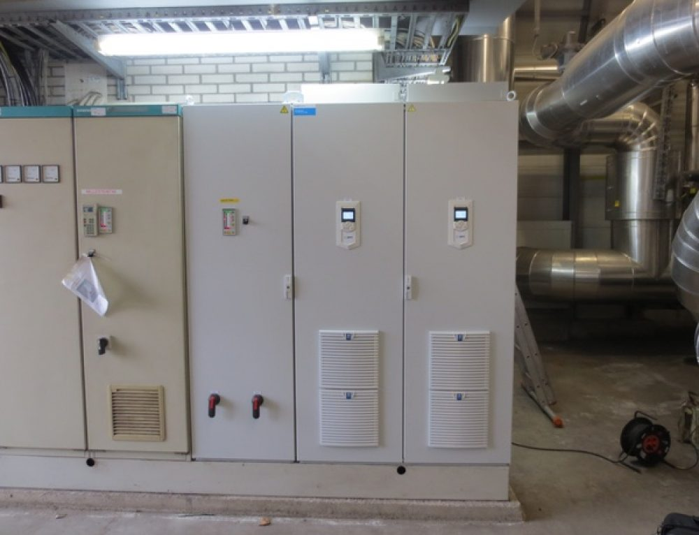 SPIT Retrofit's District Heating Drive System
